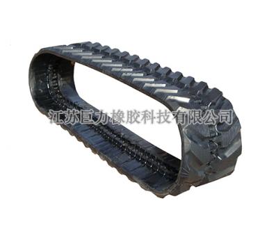 挖掘机橡胶履带